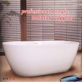 Acrílico modificado para requisitos particulares del superventas que coloca libremente la bañera