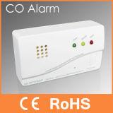 배터리 전원을 사용하는 UL2034 일산화탄소 센서 세륨 RoHS는 En50291 (PW-916) 따른다