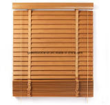 "2 do "" cortinas cegas Venetian de madeira do PVC falso"