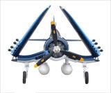 2.4G F4u RTF 피치 조정 프로펠러 모형 비행기