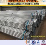 Les BS 1387, pipe Bs4568 en acier galvanisée plongée chaude