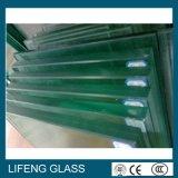 verre feuilleté de film de 3-19mm PVB pour le mur en verre d'Architectual
