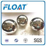 304 de bola de acero inoxidable, esfera flotante hueco para válvulas mecánicas (50-400mm de diámetro)