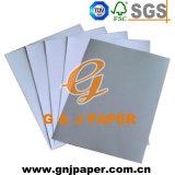 El precio barato de Triplex de papel de color gris de vuelta para la caja de regalo de fabricación