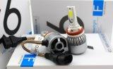 De LEIDENE Koplamp C6 Gouden H4 H13 9004 (9007) H1 H3 H7 H8 H9 H11 9005hb3 9006hb4 880 881 H15 9012 is op de AutoMotorfiets van Auto's van toepassing
