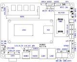 Industrielles PC 3.5inch Motherboard mit RAM I5-5200u und 4GB