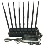 20W 8 GPS/van Antennes de Stoorzender van het Signaal van WiFi/315/433 rf