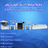 Линия разрешение автоматического производства SMT для фабрики СИД