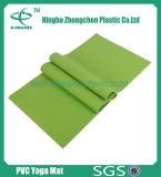 Afgedrukte Douane van de Matten van de Yoga van Eco van de Mat van de Yoga van Customed de chloride-Vrije Vriendschappelijke