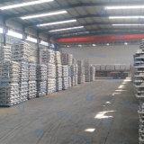 Do melhor preço o lingote de alumínio 99.7% da especificação elevada e classific a
