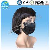 máscara protetora de 3ply Earloop, máscara protetora 3ply descartável