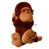 Giocattolo della scimmia della peluche