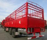 8.6 Meters Warehouse Stake Van Type Semitrailer