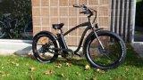 """26 """" *4.0 인치 뚱뚱한 타이어 F/R 디스크 브레이크 산 전기 자전거, 750W/500W Bafang 모터 E 자전거"""