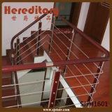 Guardrail do balcão da cerca do aço inoxidável da cerca do balcão do edifício (SJ-H022)