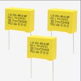 Конденсатор MKP X2 для бытового устройства для счетчика энергии для электронного балласта для электропитания модели переключателя для электрического инструмента