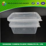 700ml Container van de Verpakking van het Voedsel van pp Microwaveable de Hete