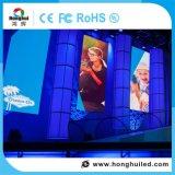 HD P2.5 호텔 광고를 위한 실내 발광 다이오드 표시 LED 위원회