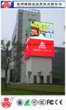 Pantalla de visualización publicitaria a todo color impermeable de alta resolución de LED de SMD