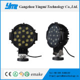 54W IP68 LED Driving Lamp com Epistar LED Chip