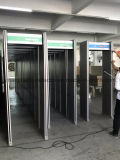 Single Zone Walk Through Metal Detector Gate Walk Through Body Checking Gate