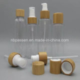 대나무 플라스틱 살포 펌프 (PPC-BS-064)를 가진 플레스틱 포장 애완 동물 병