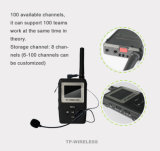 Wireless Audio Tour Guide Headser