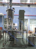 Matériel d'usine de constructeur de résine