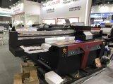 Gen5 Printhead 3020UV Ricoh Brede LEIDENE van het Formaat UV Flatbed Printer met Originele Milieu Genezende UVPrinter inkt-Xuli