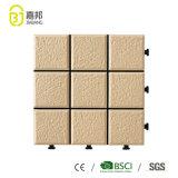 Giardino esterno di prezzi bassi di Foshan che collega disegno di ceramica rustico smontabile del comitato delle mattonelle di pavimento