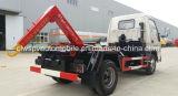 3개의 M3 작은 풀 팔 쓰레기 트럭 3 입방 미터 Foton는 판매를 위한 트럭을 복사한다