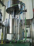 Relleno que se lava del agua pura automática de la serie de Cgn y capsular de tres en una máquina
