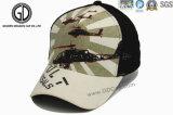 Kundenspezifische Tarnung Sports Baseball-Hut-Fernlastfahrer-Schutzkappe