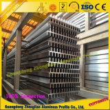 Perfil de alumínio do dissipador de calor da extrusão da fábrica para a indústria AA6063 T5 de Atomotive