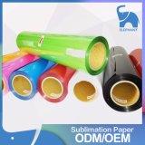 Оптовый легкий винил передачи тепла крена отрезока PU/Glitter/PVC