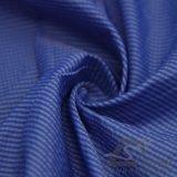 Água & do Sportswear nylon listrado tecido do jacquard 25% para baixo revestimento ao ar livre Vento-Resistente + tela do poliéster de 75% (NJ047)