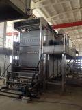 Tecnología Avanzada de lodos de depuradora secador rotatorio