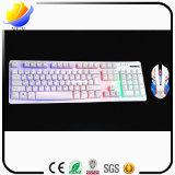 Verdrahtete Spiel-Maus und mechanisches Tastatur-Set
