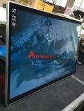 49-duim LCD de Vertoning die van het Comité VideoSpeler, Digitale Signage adverteert