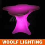 Vector plástico ligero moderno del LED para el restaurante