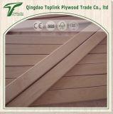 Tablillas de cama de madera del grano de la melamina abedul LVL