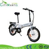 Bici de montaña eléctrica 20inch plegable Ebike