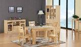 Шкаф 3 ящиков новой комнаты конструкции живущий деревянный (UL-LF012)