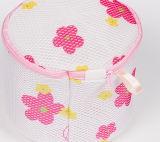 브래지어 세탁물 부대 도매 인쇄 원통 모양 두 배 순수한 피복 부류 내복 스페셜은 세척 부대 포장 주머니를 보호한다