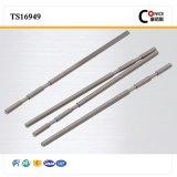 China-Lieferant CNC-Präzision Ss303 schließt Welle durch Drawings kurz