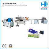 Linha de Produção lenço