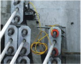 Fabricación de efecto simple de China del cilindro de gato hydráulico