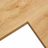 Suelo laminado de superficie de textura de madera con grado impermeable AC3