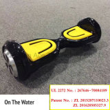 Selbstausgleich-elektrischer Roller LED Bluetooth Hoverboard Cer Un38.8 FCC-RoHS mit UL 2272