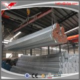 Q195 tubo d'acciaio di Gi del carbonio da 1.5 pollici/fornitore del tubo saldati quadrato delicato per la serra